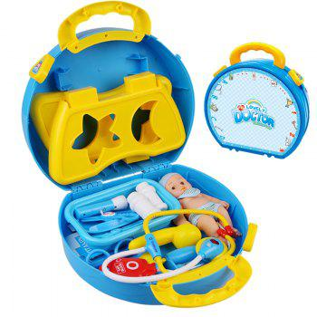 House Simulation Medicine Suitcase Toy - COLORMIX