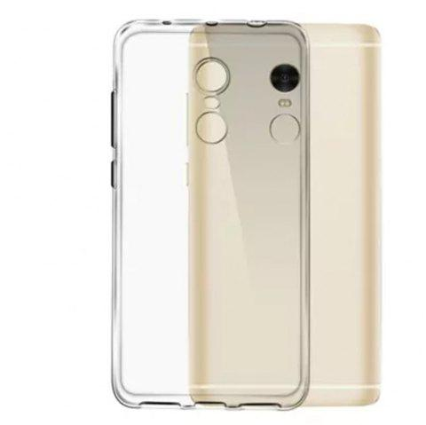 Tpu Housse de protection pour Xiaomi Redmi Note 4 - Transparent