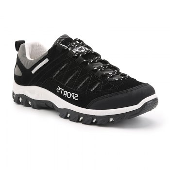 Men's Sports Casual Anti-skid Wear and High-size Hiking Shoes
