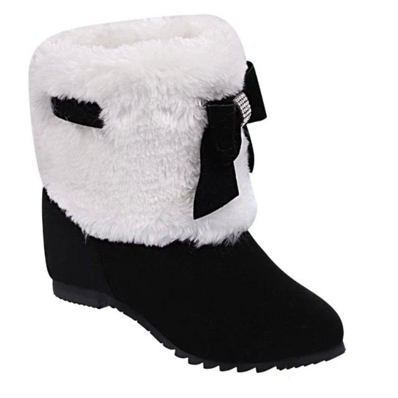 Autumn and Winter Increased By The Plus Velvet Plus Cotton Winter Boots матрас diamond rush solid cocos 12 dr 140x200x12 см
