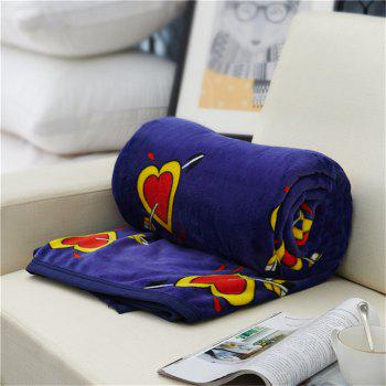 Weina Love Is Eternal The Blanket - PURPLE W70INCH*L79INCH