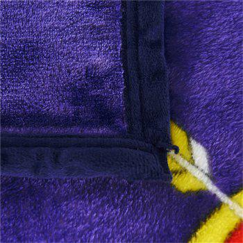 Weina Love Is Eternal The Blanket - PURPLE W59 INCH * L79 INCH