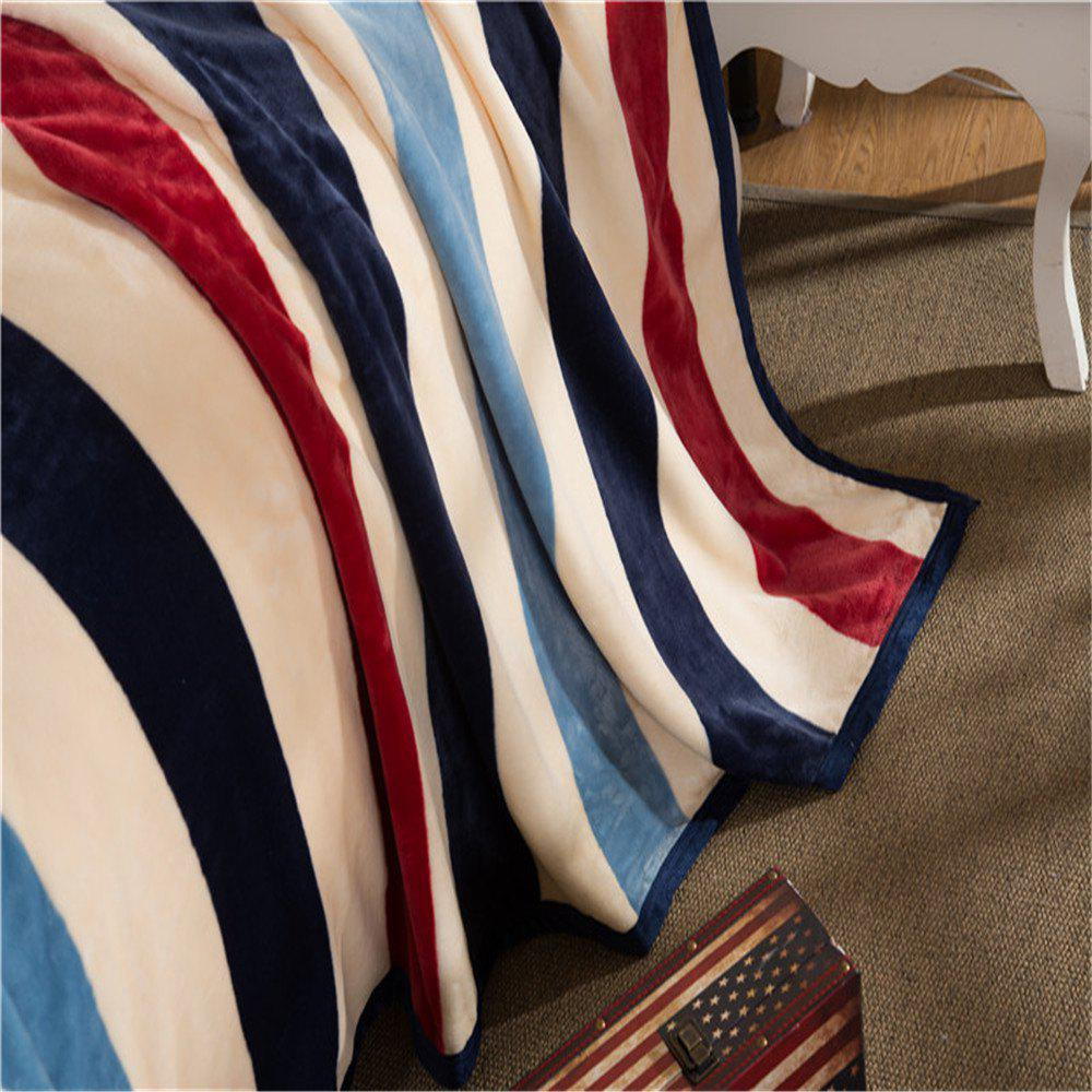 Weina A Colorful Life The Blanket - COLORFUL W79INCH*L90INCH