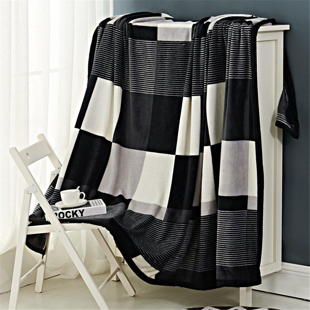Weina Fashion Style The Blanket - DARK GREY W70INCH*L79INCH