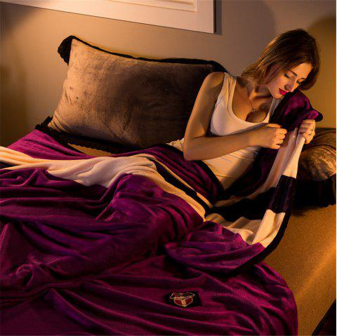 Weina A Lifetime Love The Blanket - PURPLE W70INCH*L79INCH
