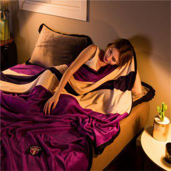 Weina A Lifetime Love The Blanket - PURPLE W59 INCH * L79 INCH