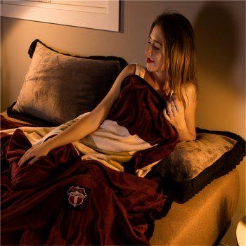 Weina Embrace The Dream The Blanket - DEEP RED W79INCH*L90INCH