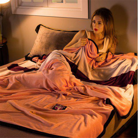 Weina Fragrance The Blanket - ORANGE W79INCH*L90INCH