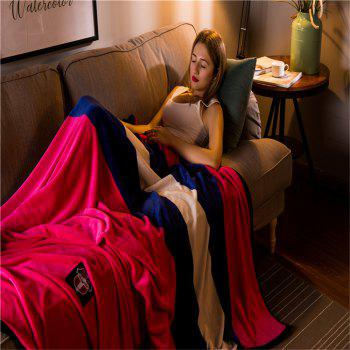 Weina Youth Blossom The Blanket - BRIGHT RED BRIGHT RED