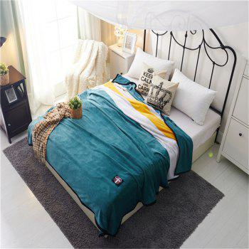 Weina Prince The Blanket - LIGHT GREEN W70INCH*L79INCH