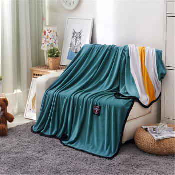 Weina Prince La couverture - Vert clair W79INCH*L90INCH