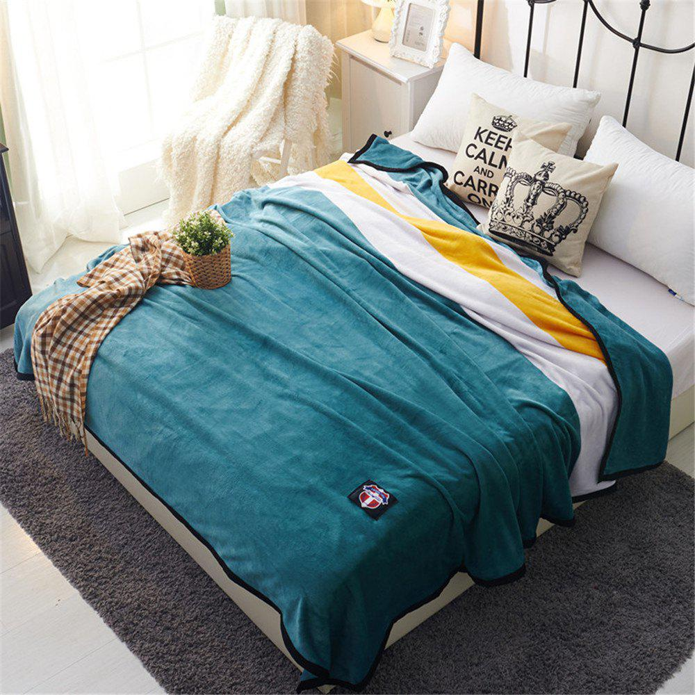 Weina Prince The Blanket - LIGHT GREEN W59 INCH * L79 INCH