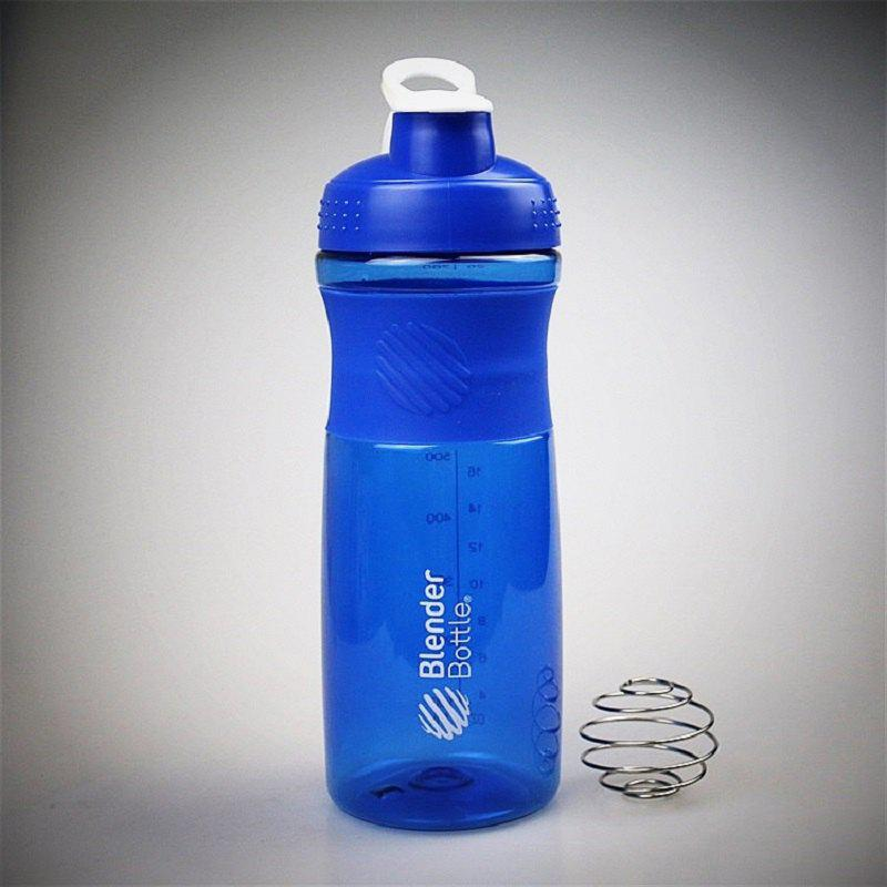 Protein Powder Muscle Fitness Exercise Cup - BLUE SIZE M