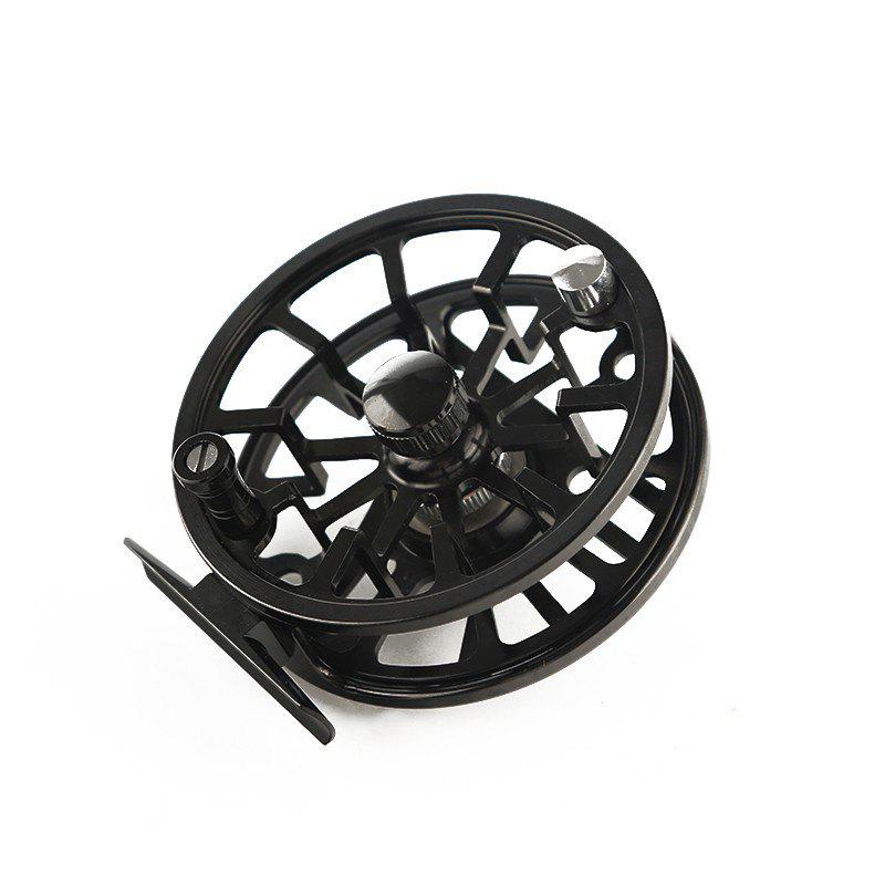 Ilure CNC3/4WF Fly Fishing Reel - BLACK