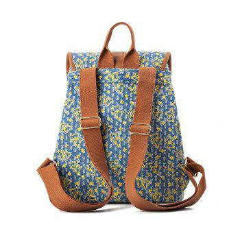 Women Backpack Purse Butterfly Design Backpack for Teen Girls -  BLUE