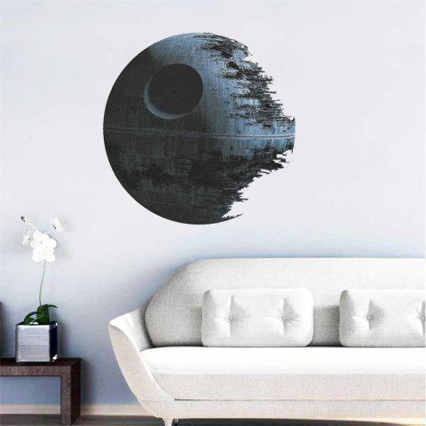 Movie Wall Decals - BLACK 45 CM X 45 CM