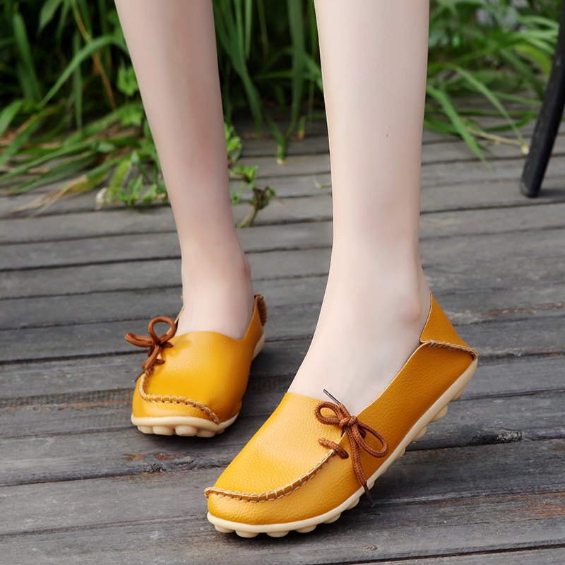 Large Size Loose Flat Shoes - DAISY 43