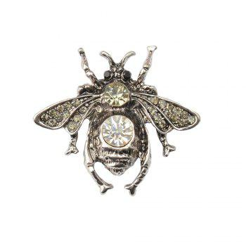 Vintga Cute Animal Bee Brooch For Women In Europe And America High-grade brooch - QUARRY QUARRY