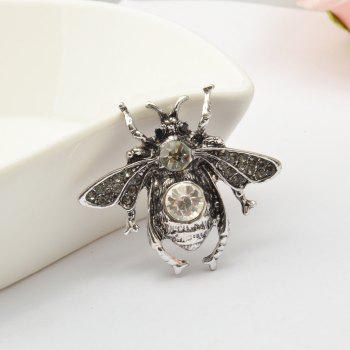 Vintga Cute Animal Bee Brooch For Women In Europe And America High-grade brooch - QUARRY