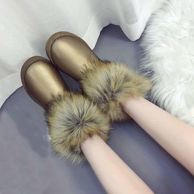 Korean Winters with Velvet Boots от Dresslily.com INT