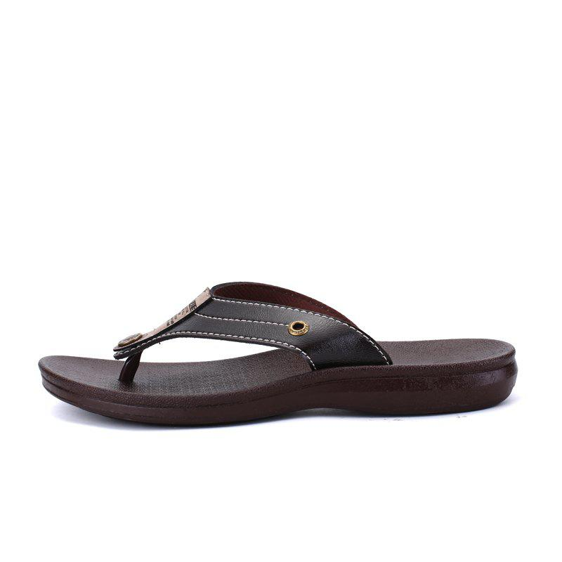 Summer Fashion Casual Flip-Flops - TAN 44