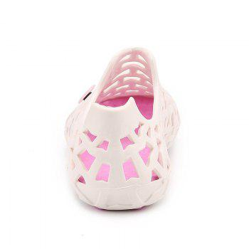 Hot Style Lovers Cave Waterproof Beach Sandals - PINK/WHITE PINK/WHITE