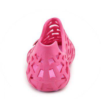 Hot Style Lovers Cave Waterproof Beach Sandals - ROSE RED ROSE RED