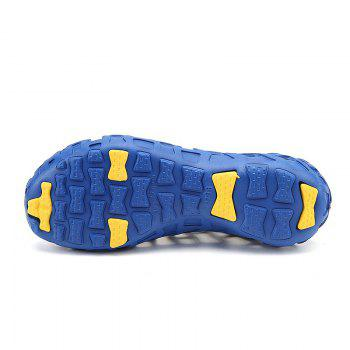 Hot Style Lovers Cave Waterproof Beach Sandals - BLUE 43