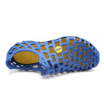 Hot Style Lovers Cave Waterproof Beach Sandals - BLUE 44