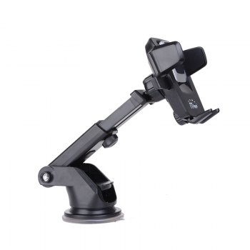 ITsmart Fixed Type Vihicle Mobile Phone Bracket -  BLACK