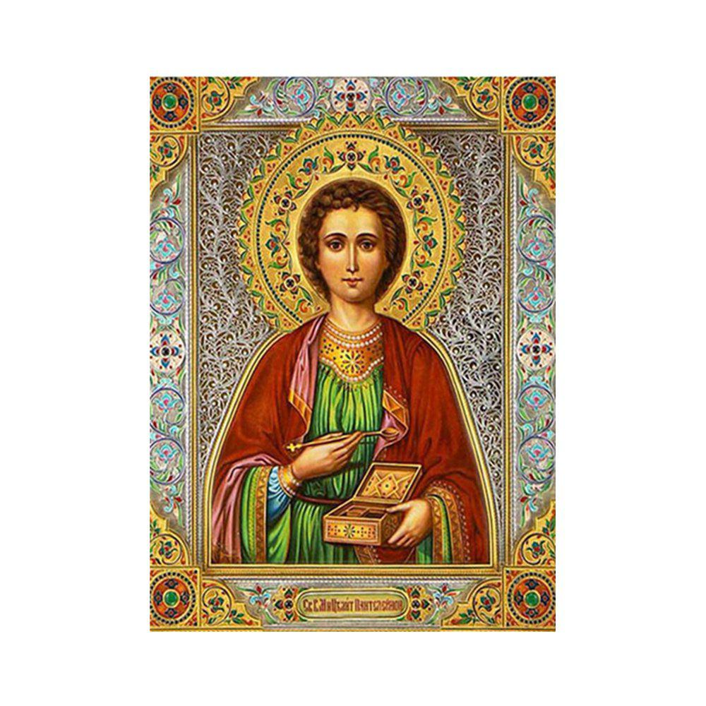 Naiyue 9392 Religious Print Draw Diamond Drawing - COLORMIX