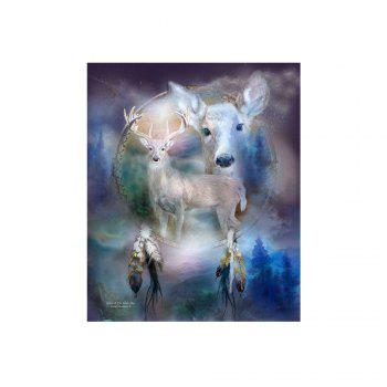 Naiyue 7050 Deer Print Draw Diamond Drawing - COLORMIX COLORMIX