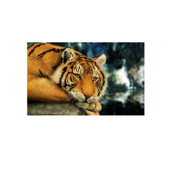 Naiyue 7052 Acacia Tiger Print Draw Diamond Drawing - COLORMIX COLORMIX