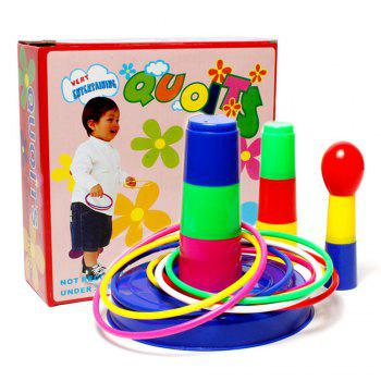 Children Pitch Circle Ring Exercise Educational Toys - COLORMIX COLORMIX