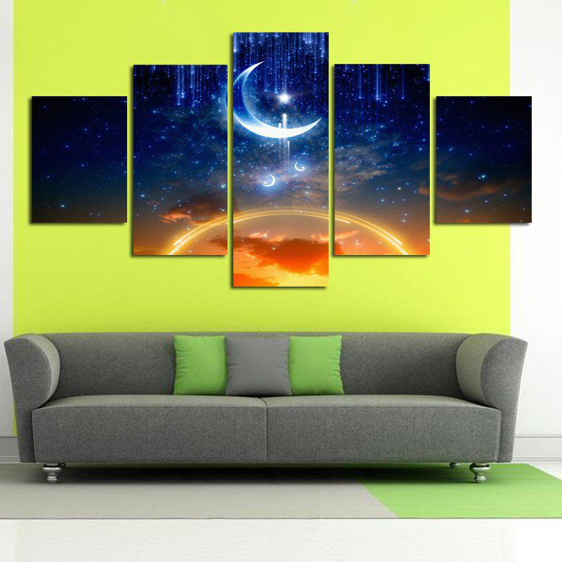Modern Canvas Art HD Prints Frameless Home Wall Decoration 5PCS larsen proline 13
