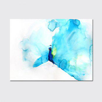 QiaoJiaHuaYuan No Frame Canvas Nordic Living Room Simple Decorative Painting - COLORMIX COLORMIX