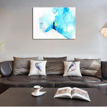 QiaoJiaHuaYuan No Frame Canvas Nordic Living Room Simple Decorative Painting -  COLORMIX