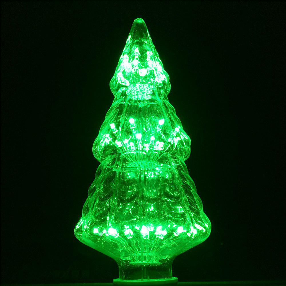 godrays g082303 tr colorful led christmas tree light green lights e27 ac85 265v