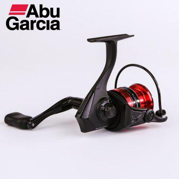 Abu Garcia BLACK MAX 40 High Value 3+1BB 14lb Carbon Fiber Max Drag Spinning Fishing Reel - BLACK/RED