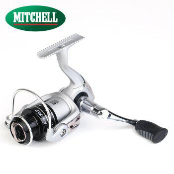 Mitchell AVOCET RZT 4000 High Value 7+1BB 18lb Carbon Fiber Max Drag Spinning Fishing Reel -  BLACK/SILVER