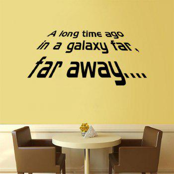 2018 DSU Characters Trade Motto Wall Decal Living Room Decoration ...