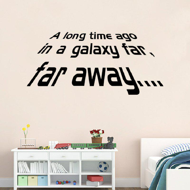 DSU Characters Trade Motto Wall Decal Living Room Decoration Bedroom Decorative Stickers Wallpaper family wall quote removable wall stickers home decal art mural