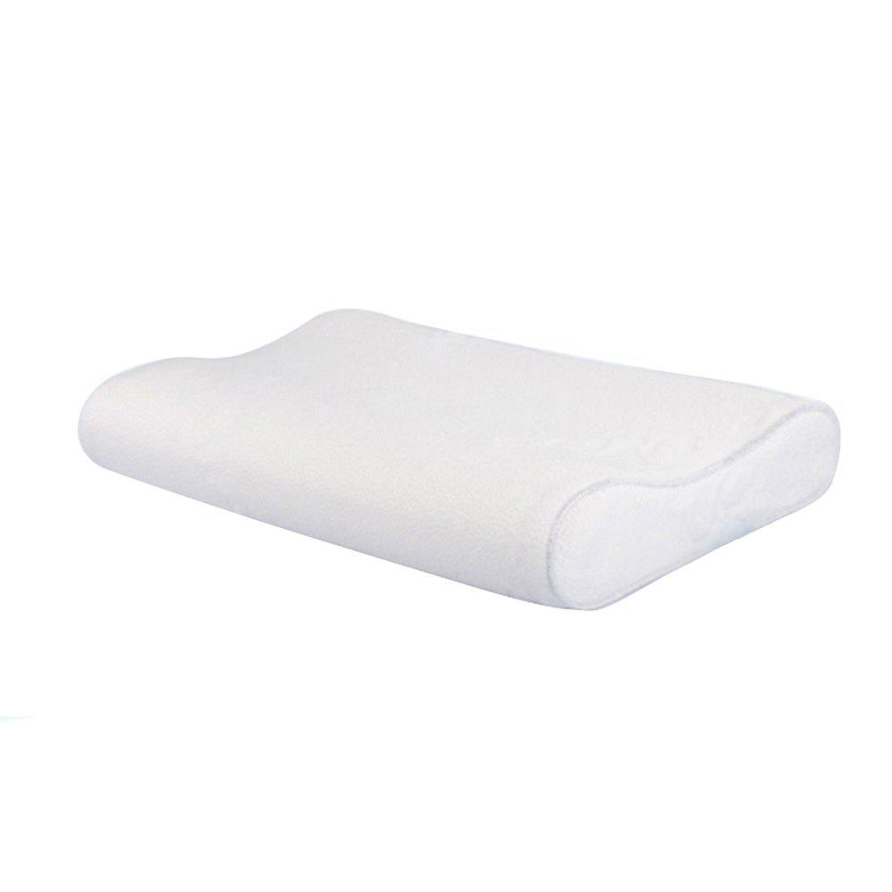 High Resilience and High Permeability Water Gel Silica Gel Pillow - WHITE