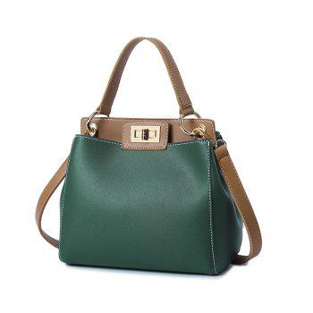 Lady Retro Minimalist Crossbody Bag