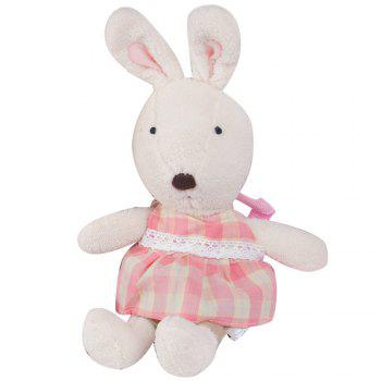 45CM Anti-lost Plush Rabbit Doll -  WHITE