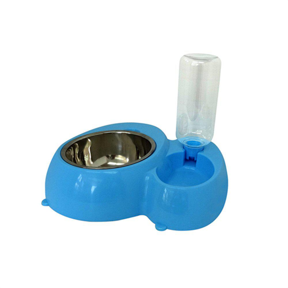 Automatic Pet Food Dispenser for Dog Cat - BLUE
