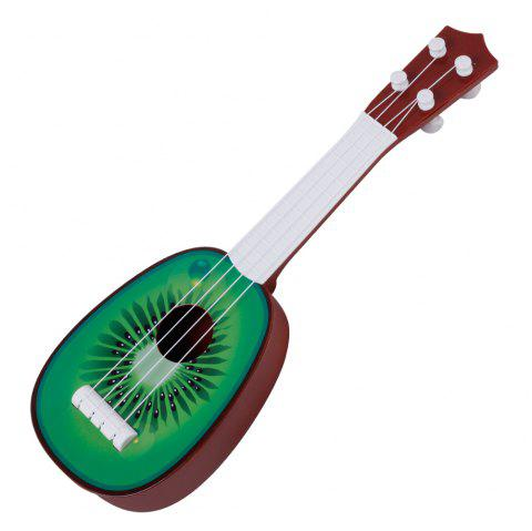 Especially in the Kerry Mini Fruit Guitar Beginners Guitar sound Instrument Toys - HUNTER