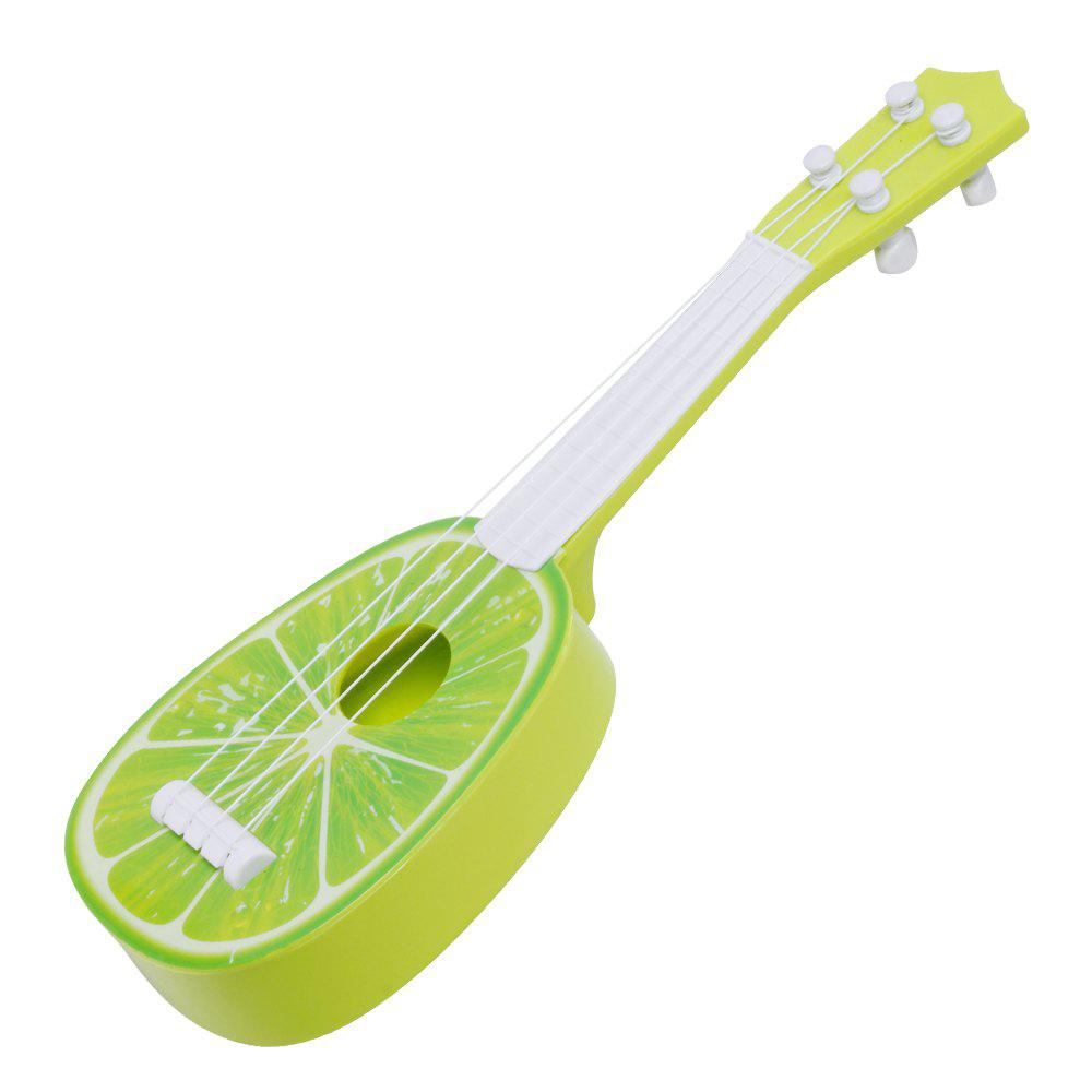 Especially in the Kerry Mini Fruit Guitar Beginners Guitar sound Instrument Toys - IVY