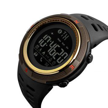 Beauty Fashion Men At All Times The Trend of Electronic Outdoor Sports Student Watches - GOLDEN GOLDEN