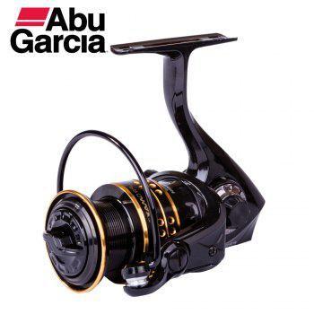 Abu Garcia PRO MAX 40 Top Quality 6+1 Ball Bearing 14lb Carbon Fiber Max Drag Gear Ratio 5.1:1 Spinning Fishing Reel - BLACK